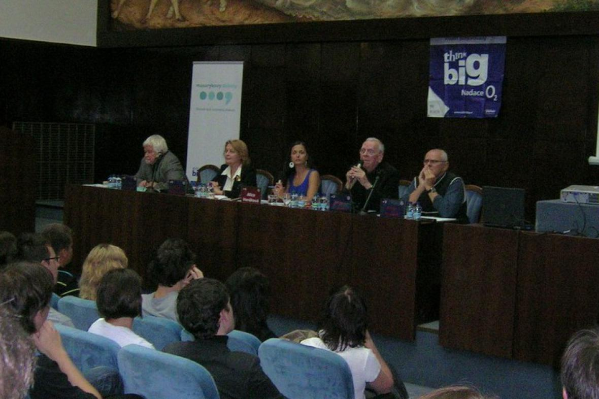 Masarykovy debaty v Brně