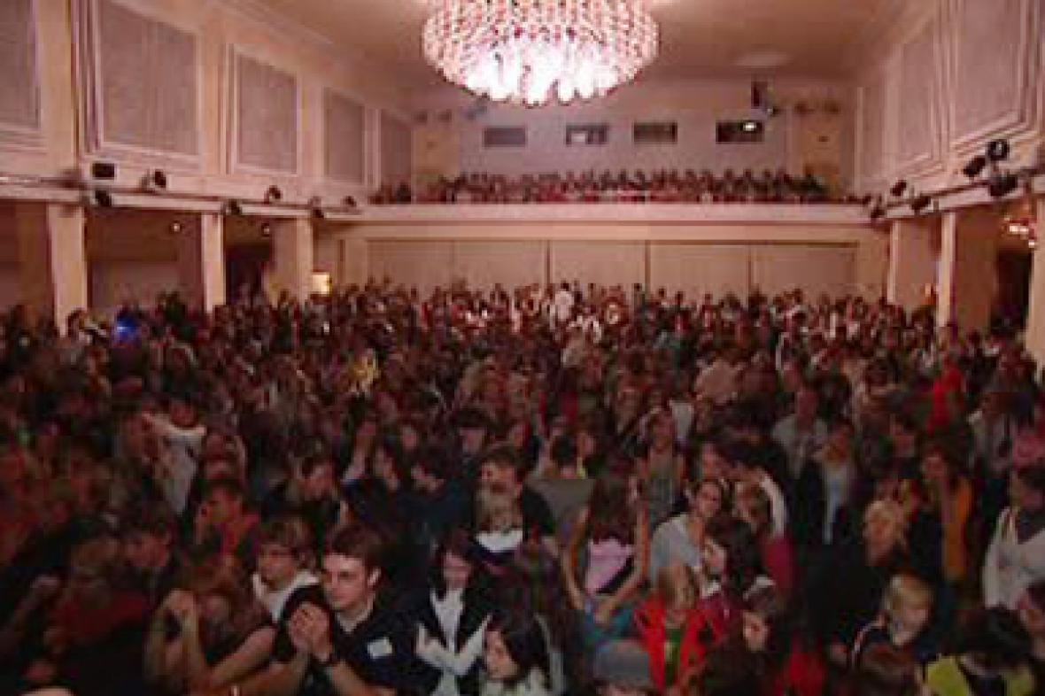 Charitativní koncert v ostravském KD Akord