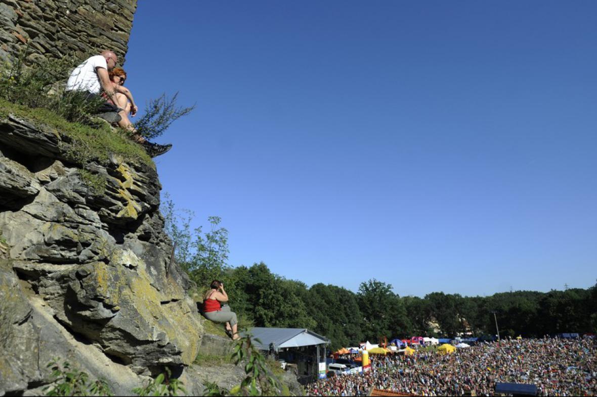 Festival Okoř 2011