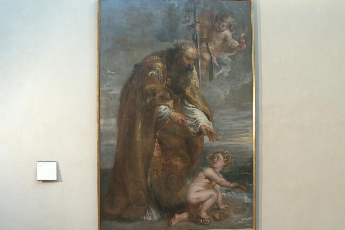 Peter Paul Rubens / Sv. Augustin