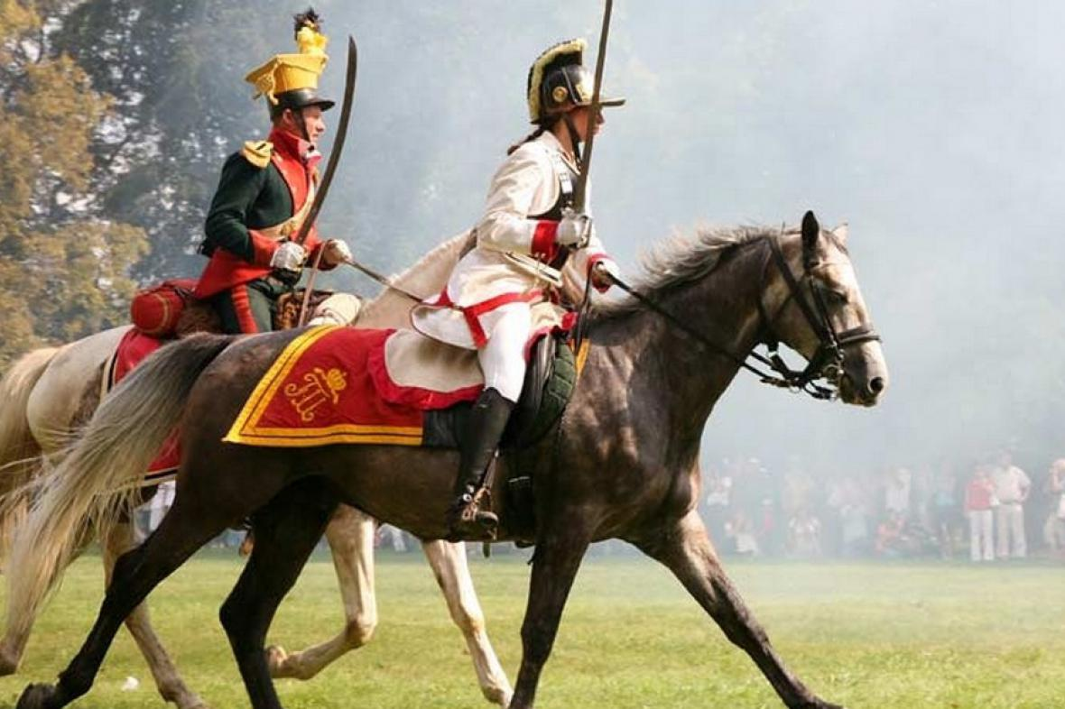 Napoleonské dny 2011