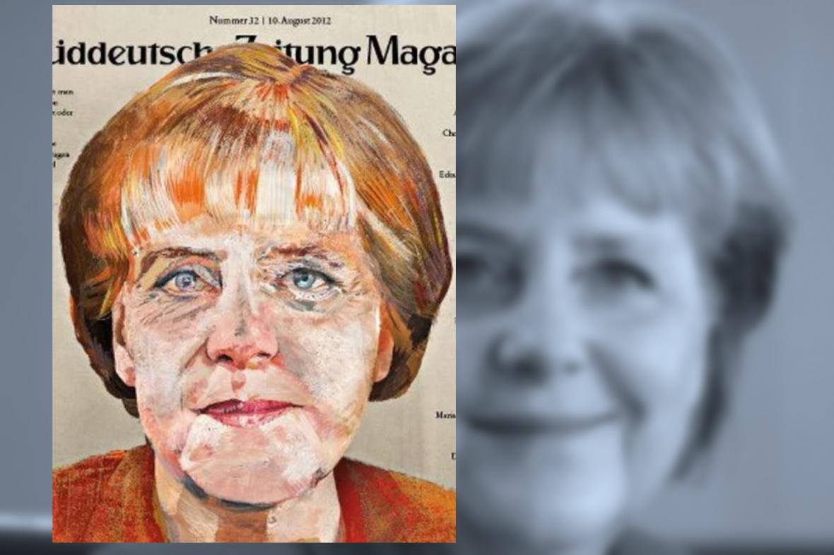 Magazín SZ s otázkami pro Angelu Merkelovou