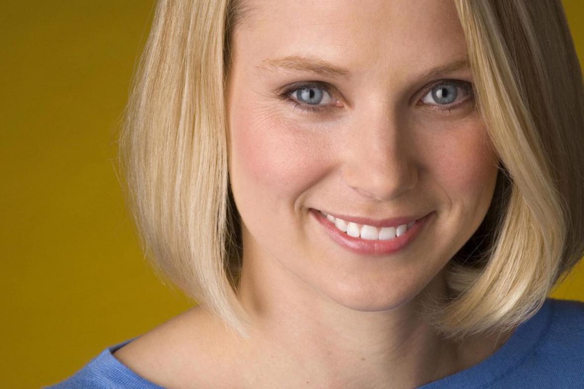 Marissa Mayerová míří z čela Googlu do čela Yahoo