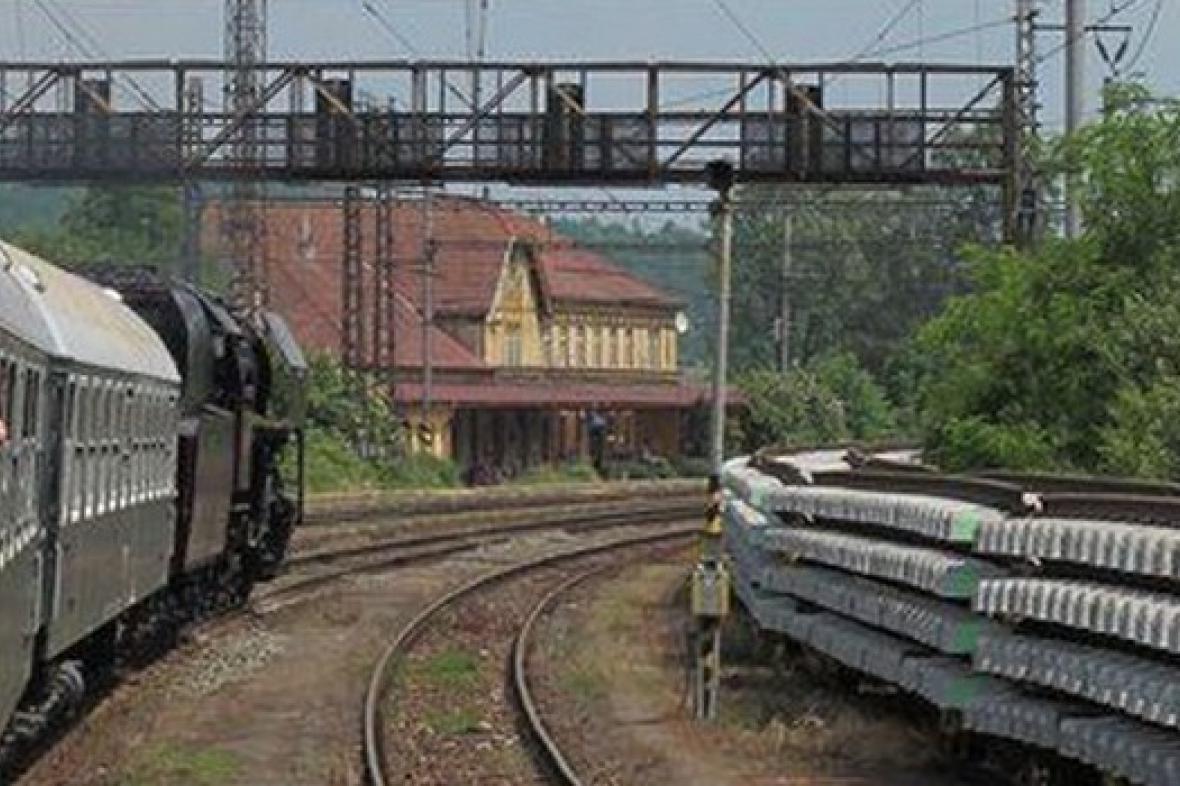 Zbirožské nádraží