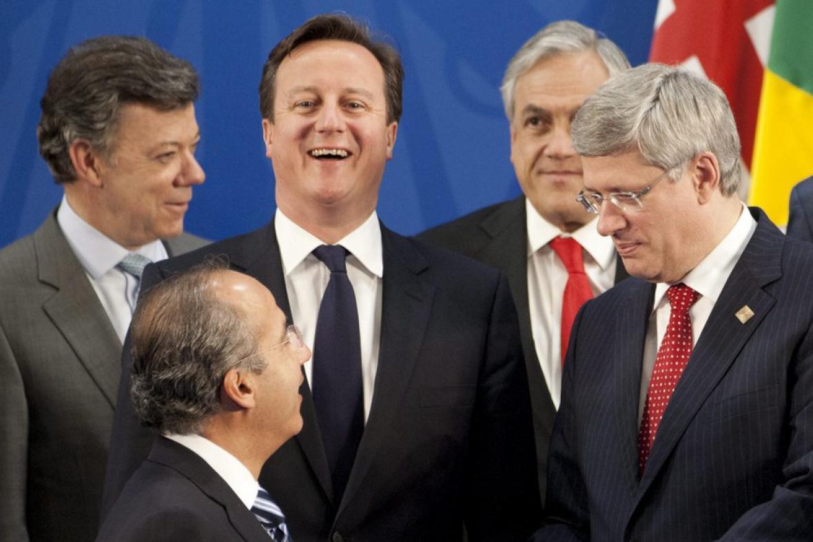Setkání členů G20 v mexickém Los Cabos
