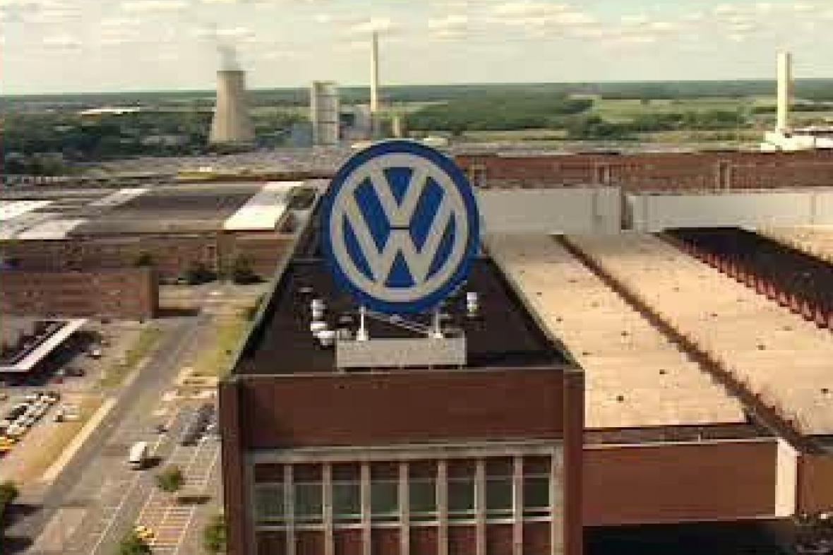 Továrna VW