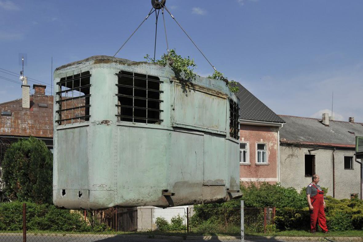Historická kabina