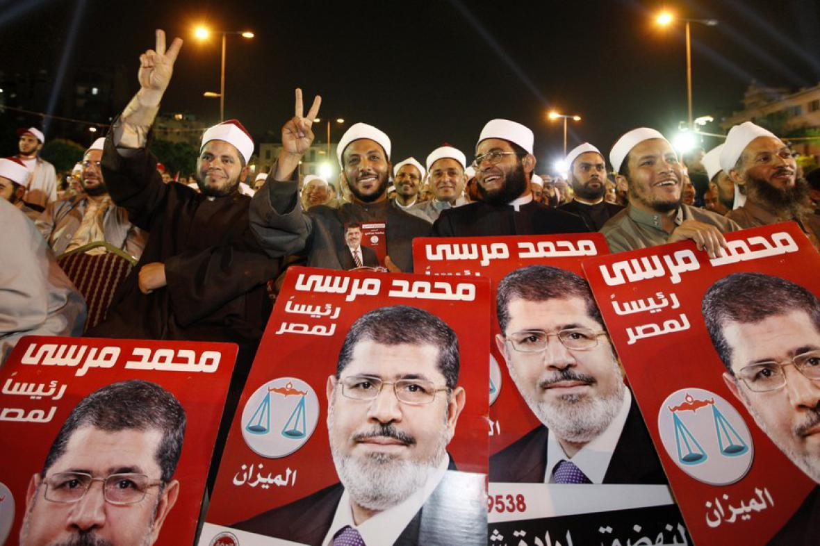 Egypt volí prezidenta