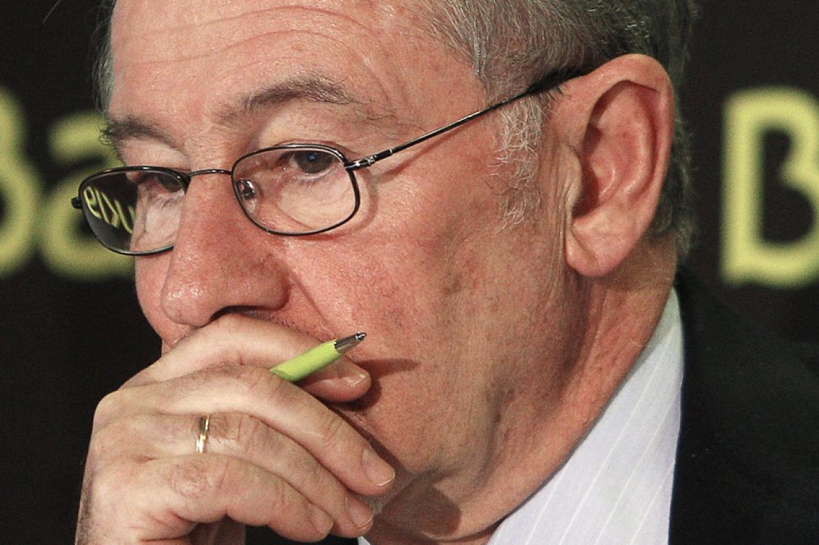 Odcházející prezident Bankie Rodrigo Rato