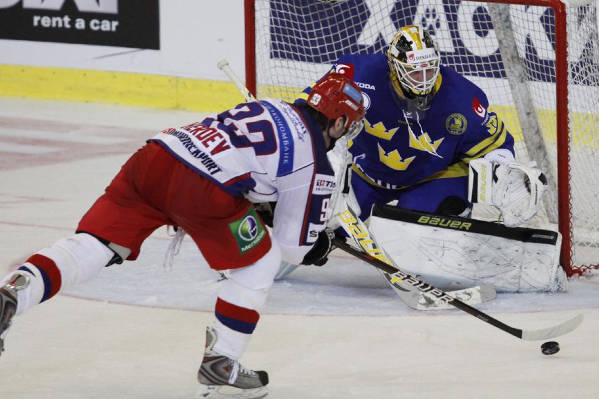 Rusko - Švédsko
