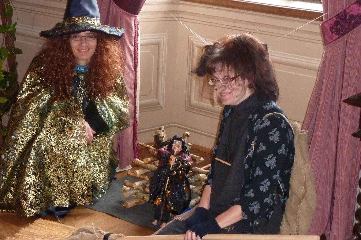 Čarodějnice - Mníšek pod Brdy