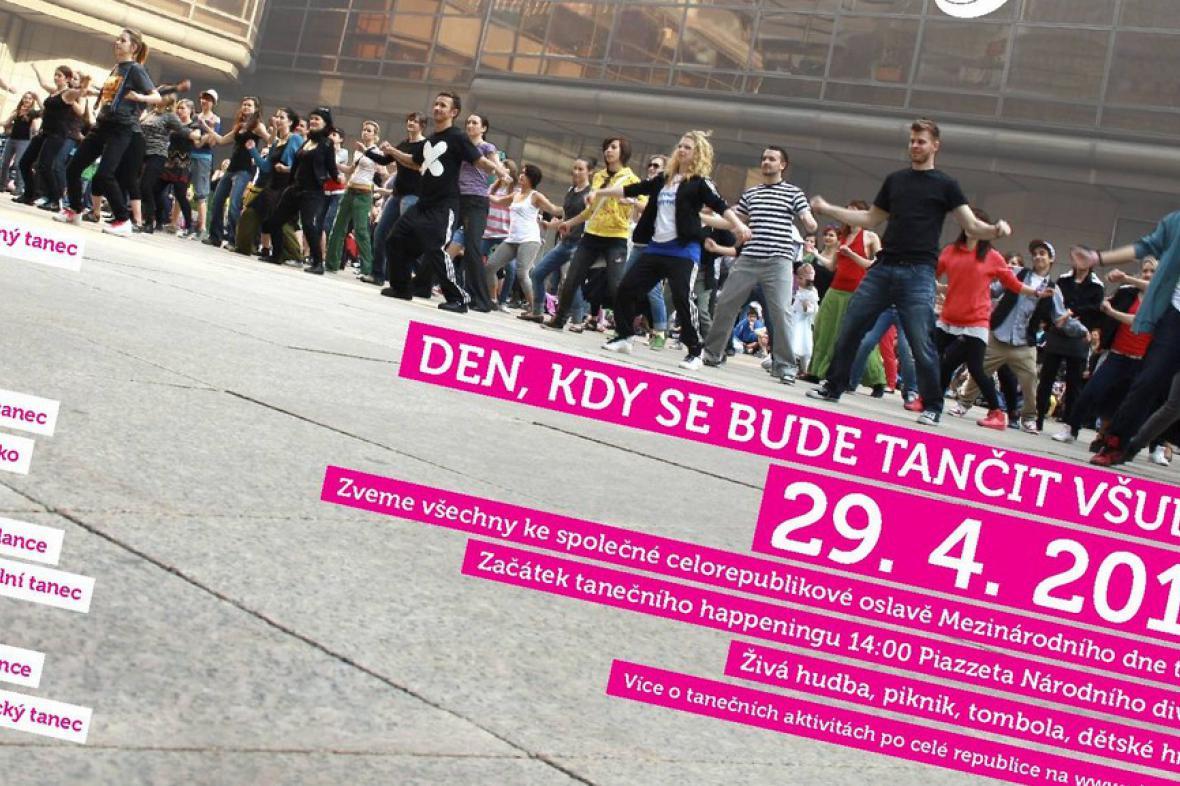 Mezinárodní den tance 2012