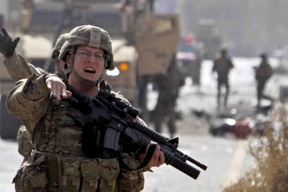 Pumový útok v Kábulu