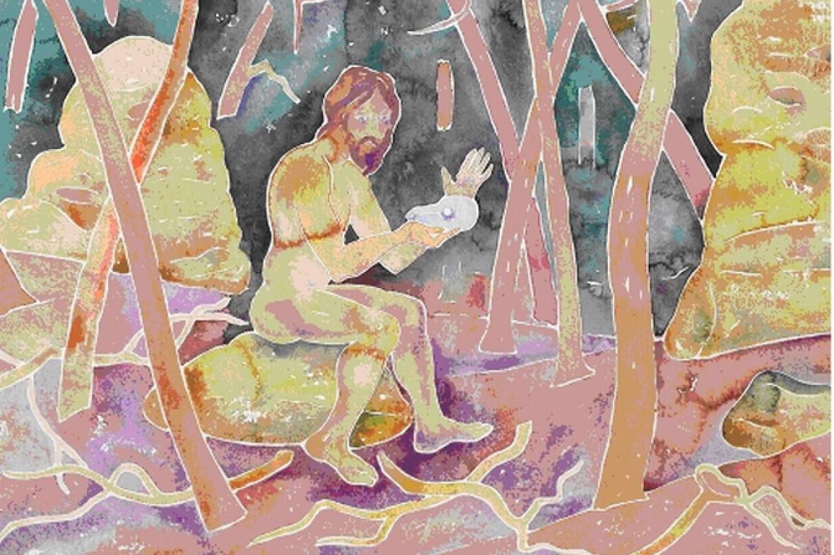 Akvarel Tomáše Císařovského