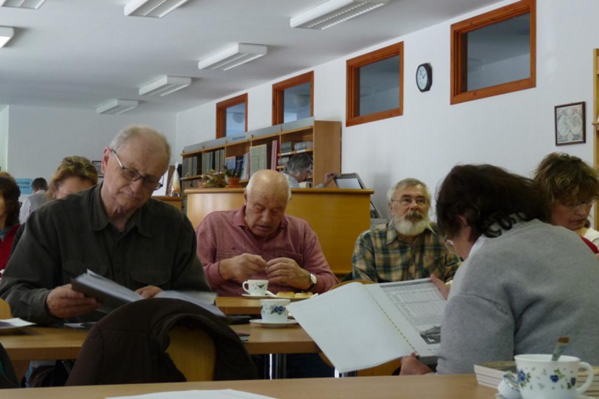 Regionální setkání kronikářů v Benešově