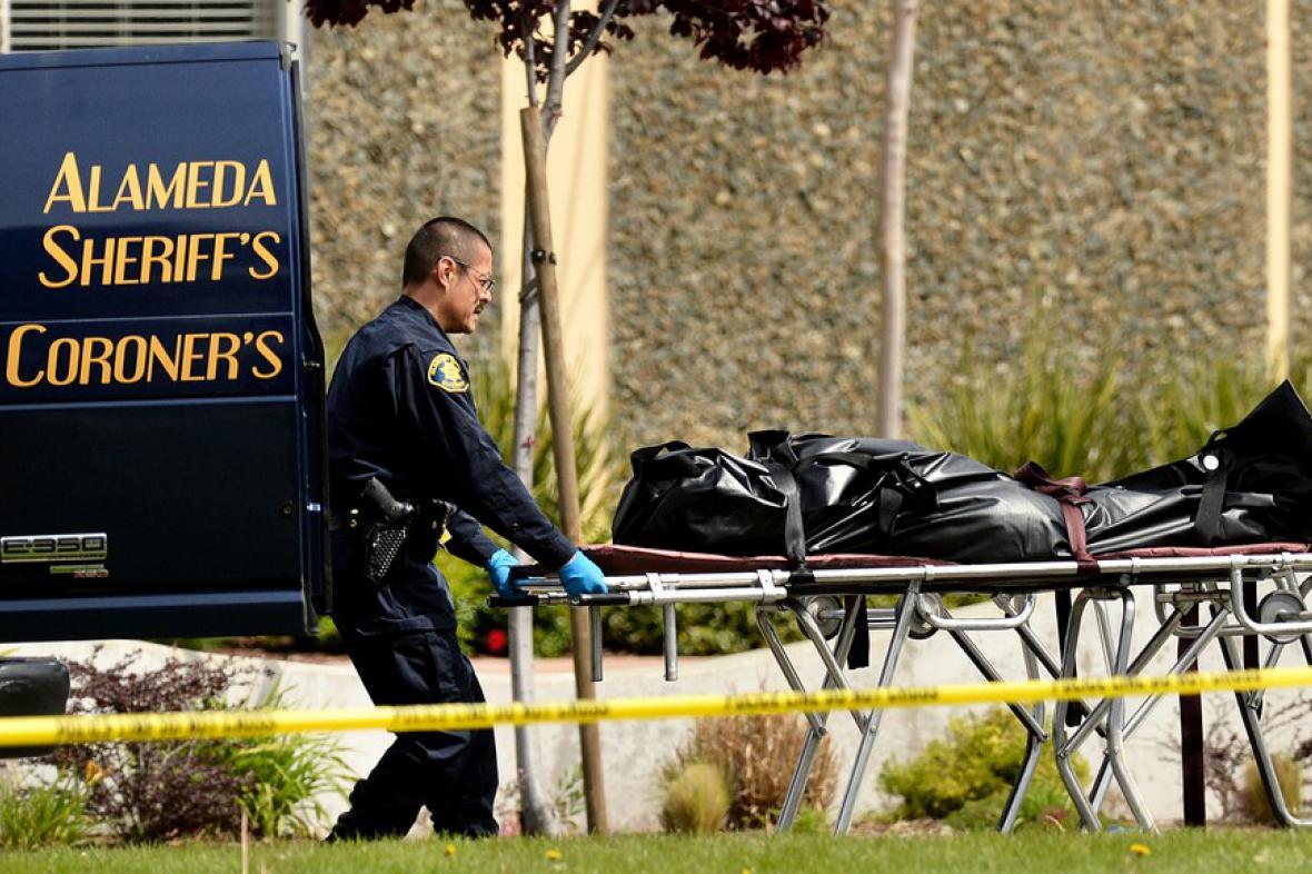 Střelba v Oaklandu