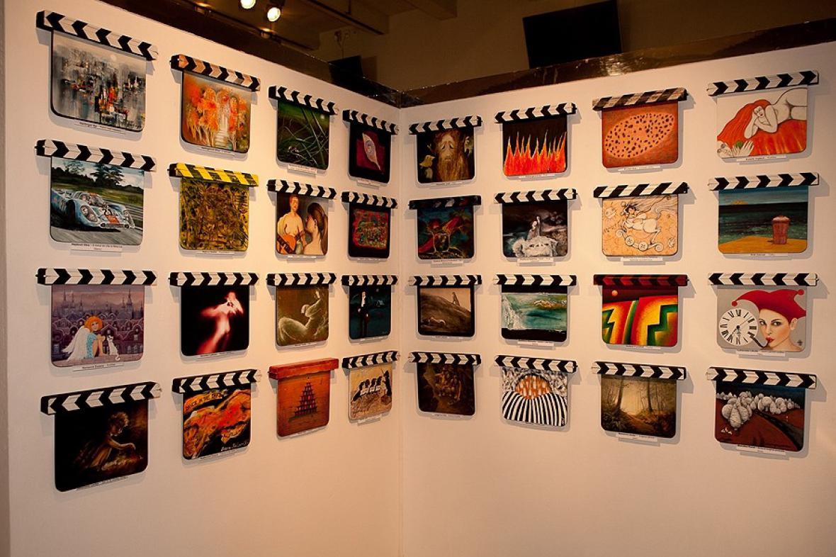Zlín Film Festival 2011 / Minisalon filmových klapek