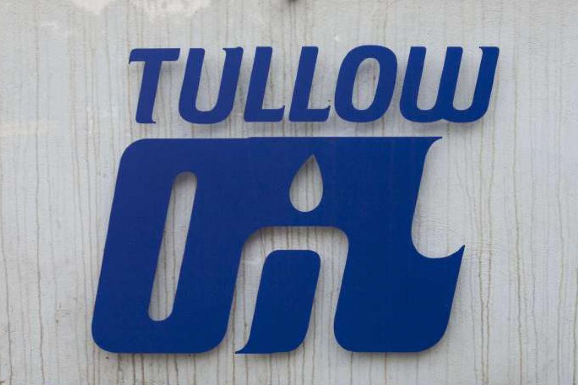Těžební společnost Tullow Oil