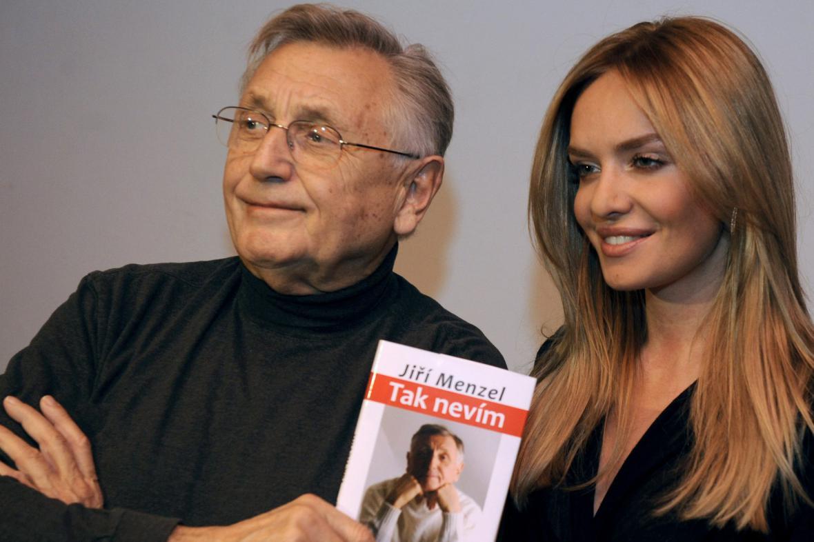 Jiří Menzel a Taťána Kuchařová