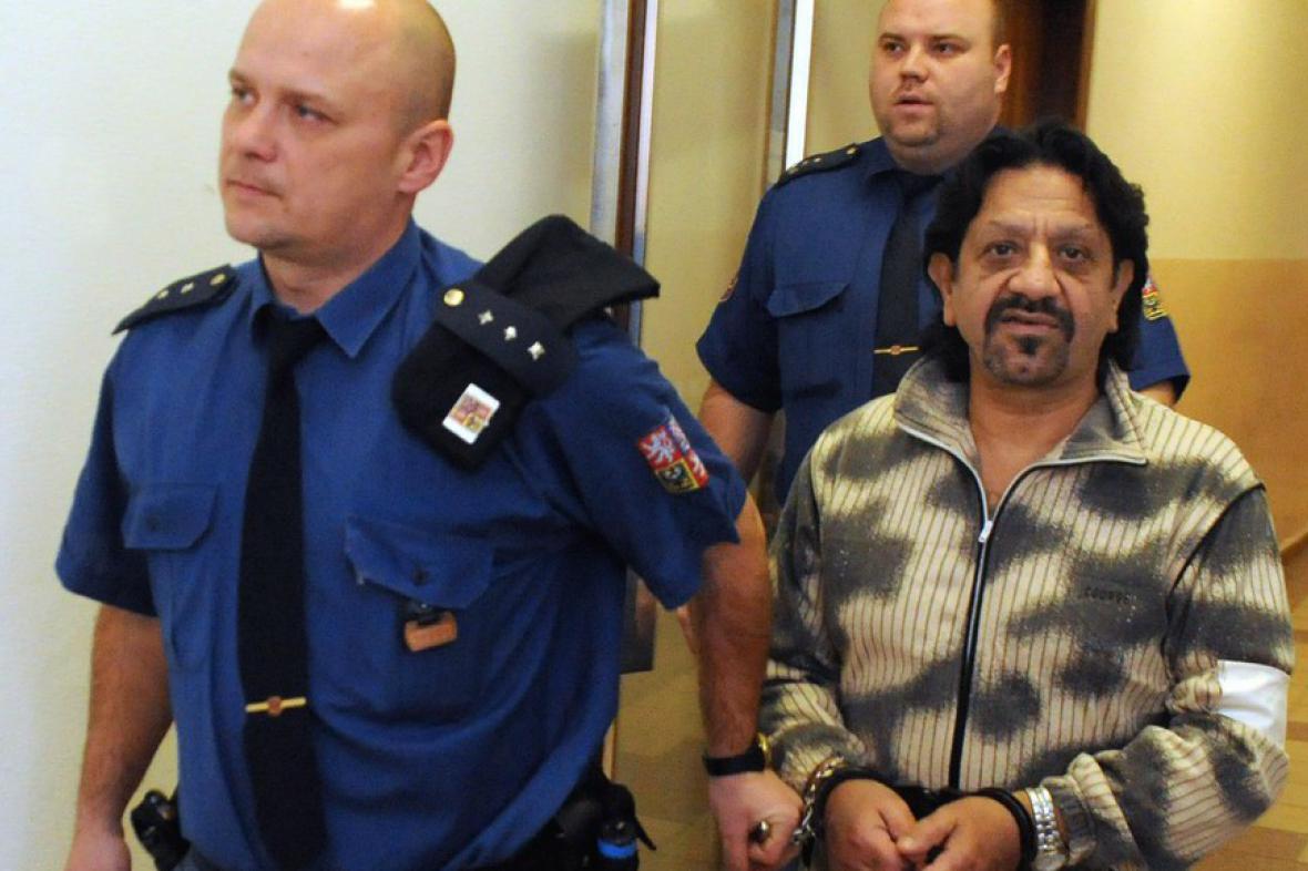 Alexandr Baláž před ostravským soudem
