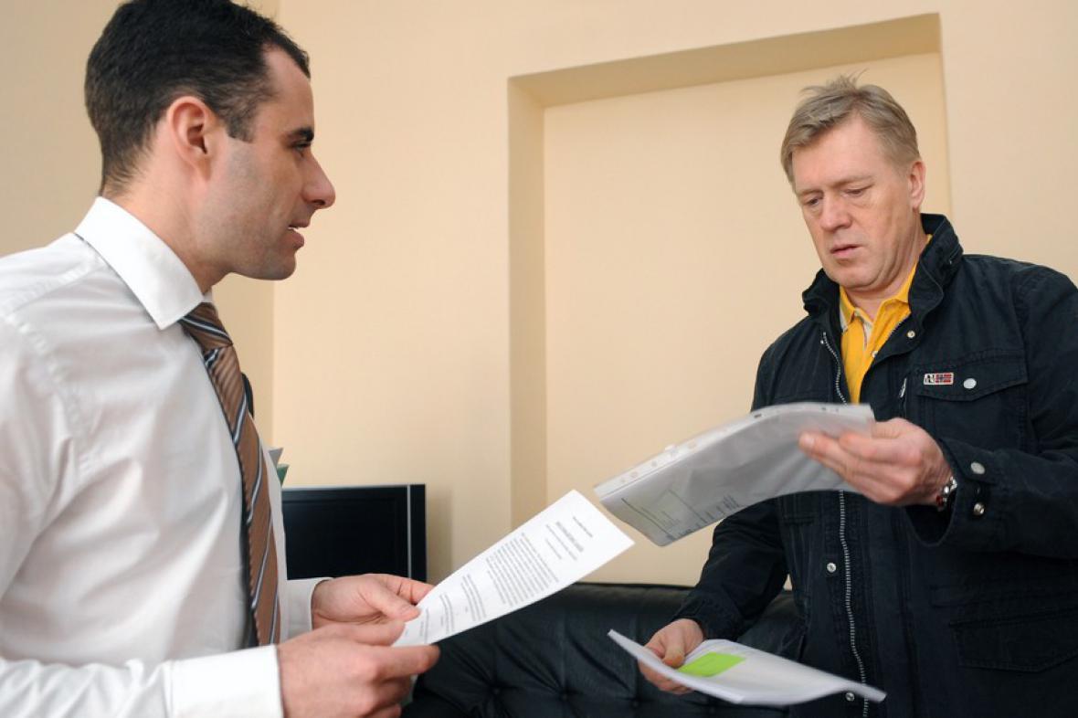 Předání petice za zavedení minimální ceny za kilometr