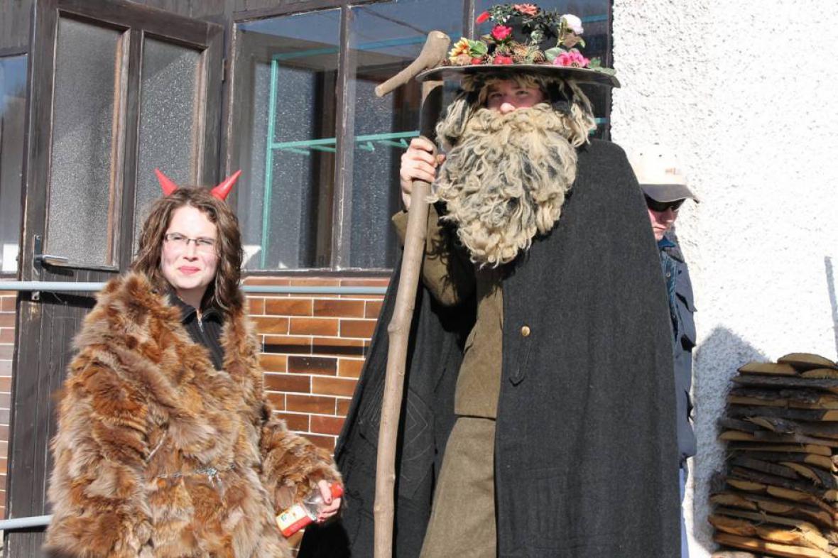 Lánovský karneval pod Špičkou