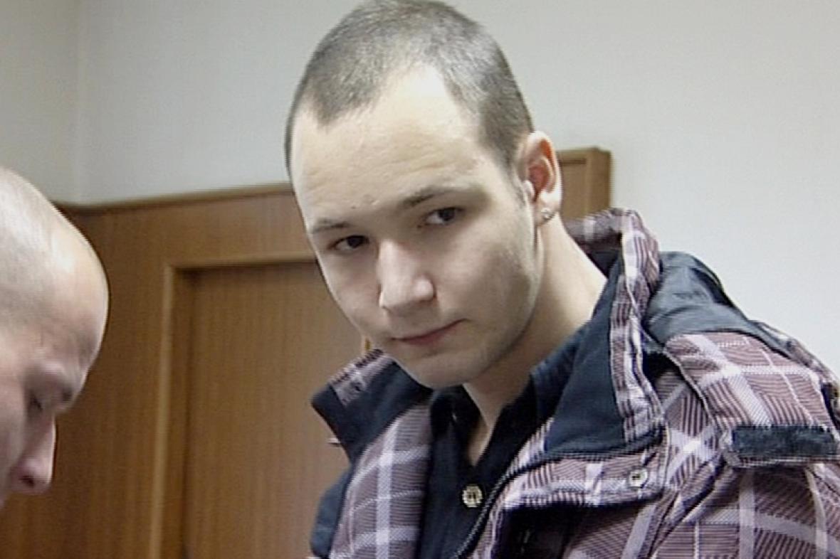 Zdeněk Pelikán před soudem