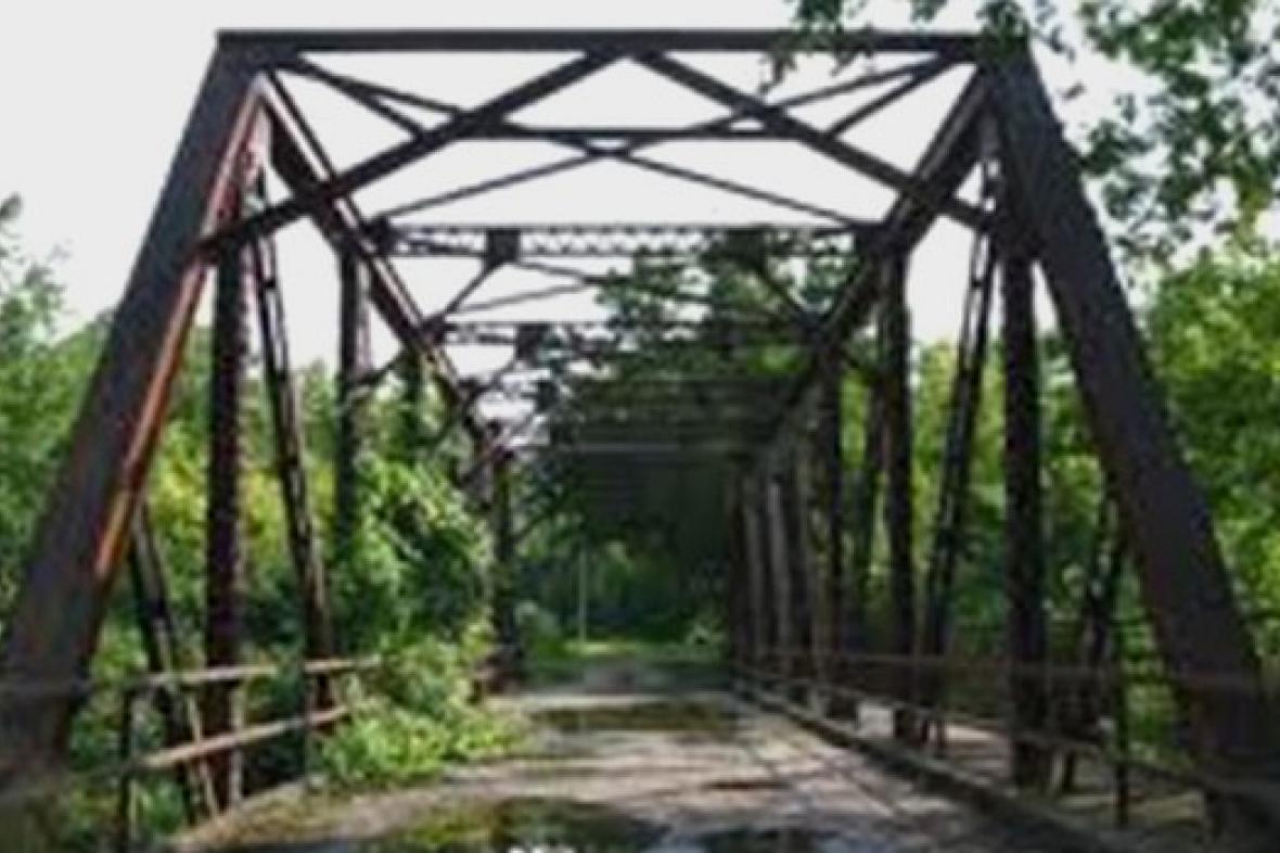 Ukradený čínský most