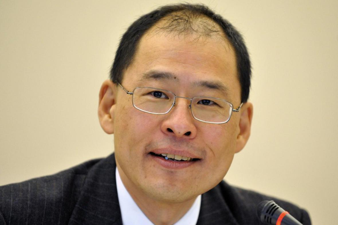 Masanori Yoshida, vedoucí mise MMF v ČR