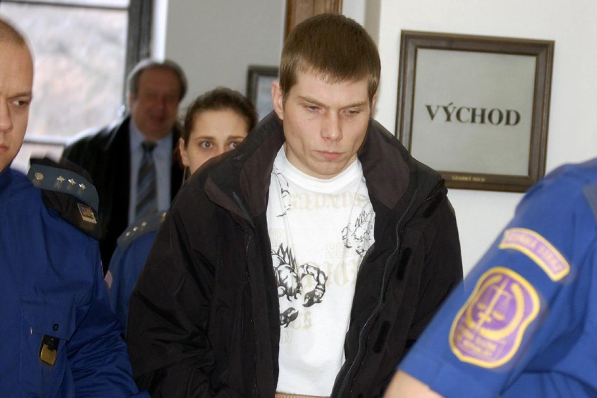 Obžalovaný Petr Špecián