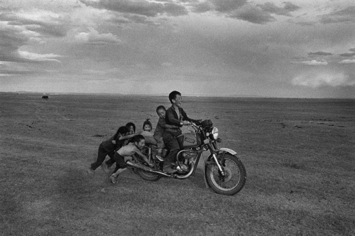 Karel Cudlín - Mongolsko