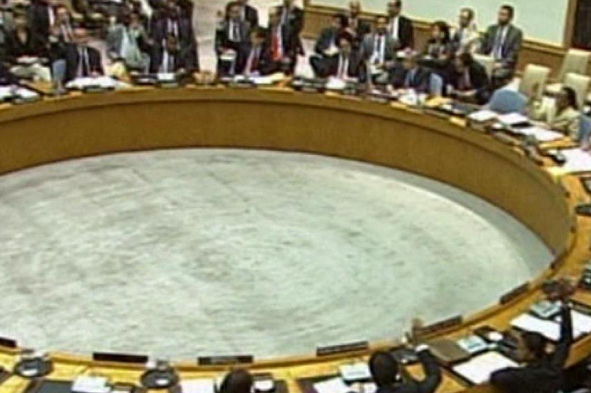 Jednání RB OSN