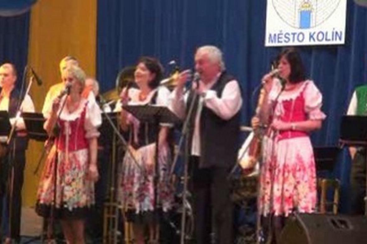 Ples města Kolína