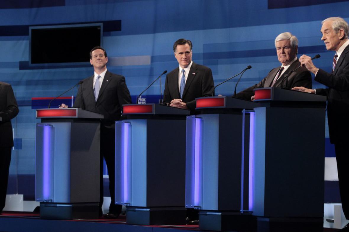 Republikánská debata