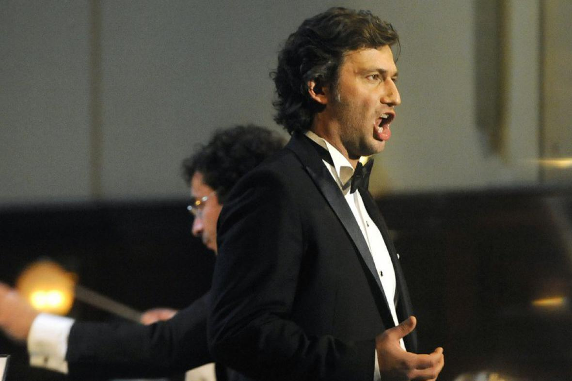 Tenorista Jonas Kaufmann za doprovodu Symfonického orchestru hl. m. Prahy FOK