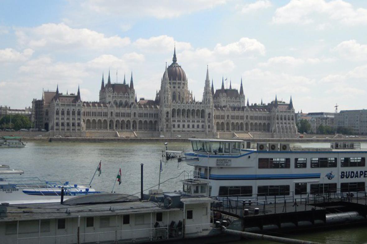 Budapešťský parlament