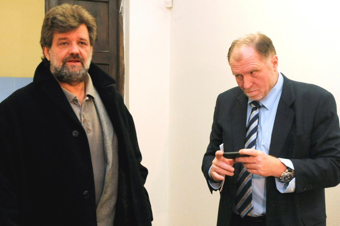 Jan Kubice a Tomáš Sokol