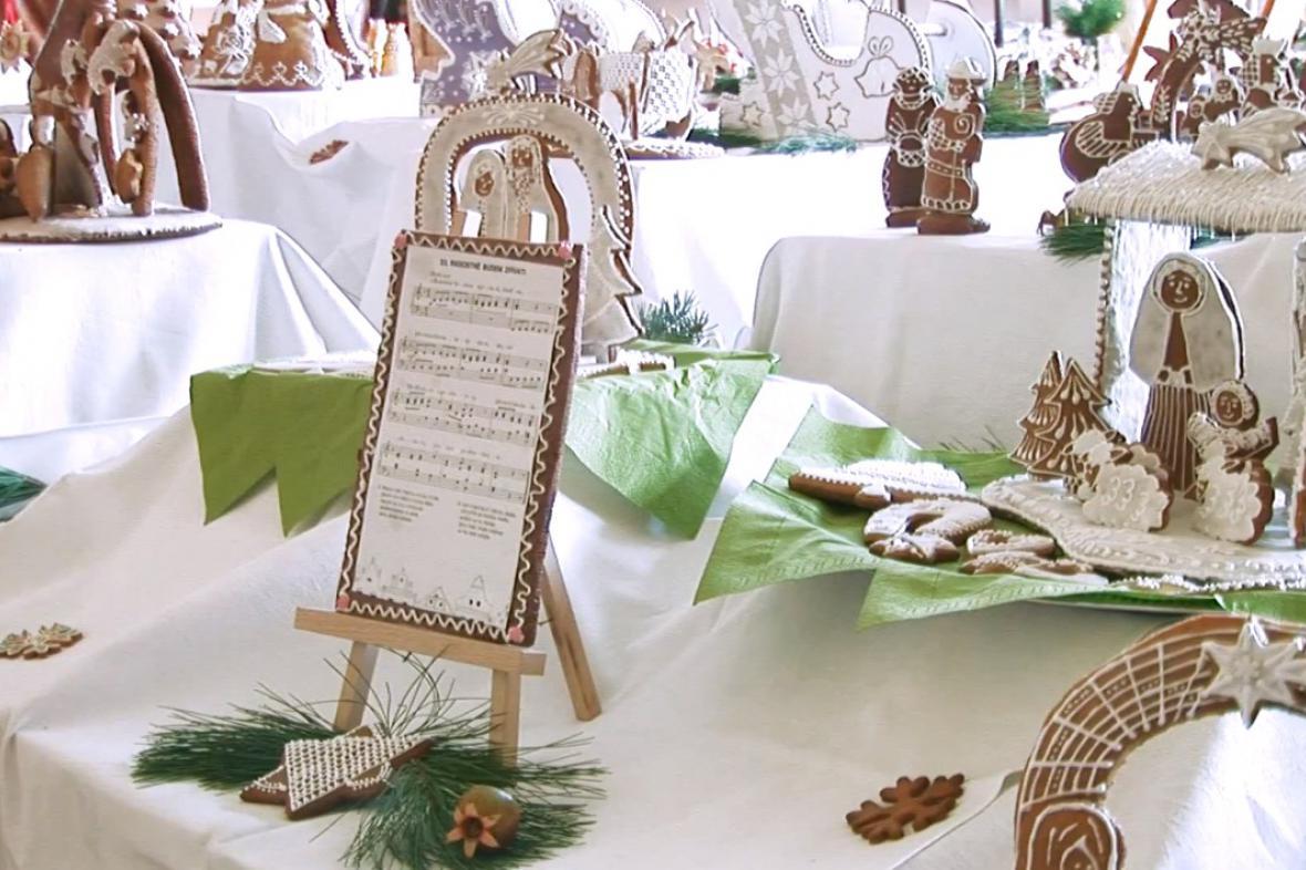 Výstava Kouzlo a vůně perníku