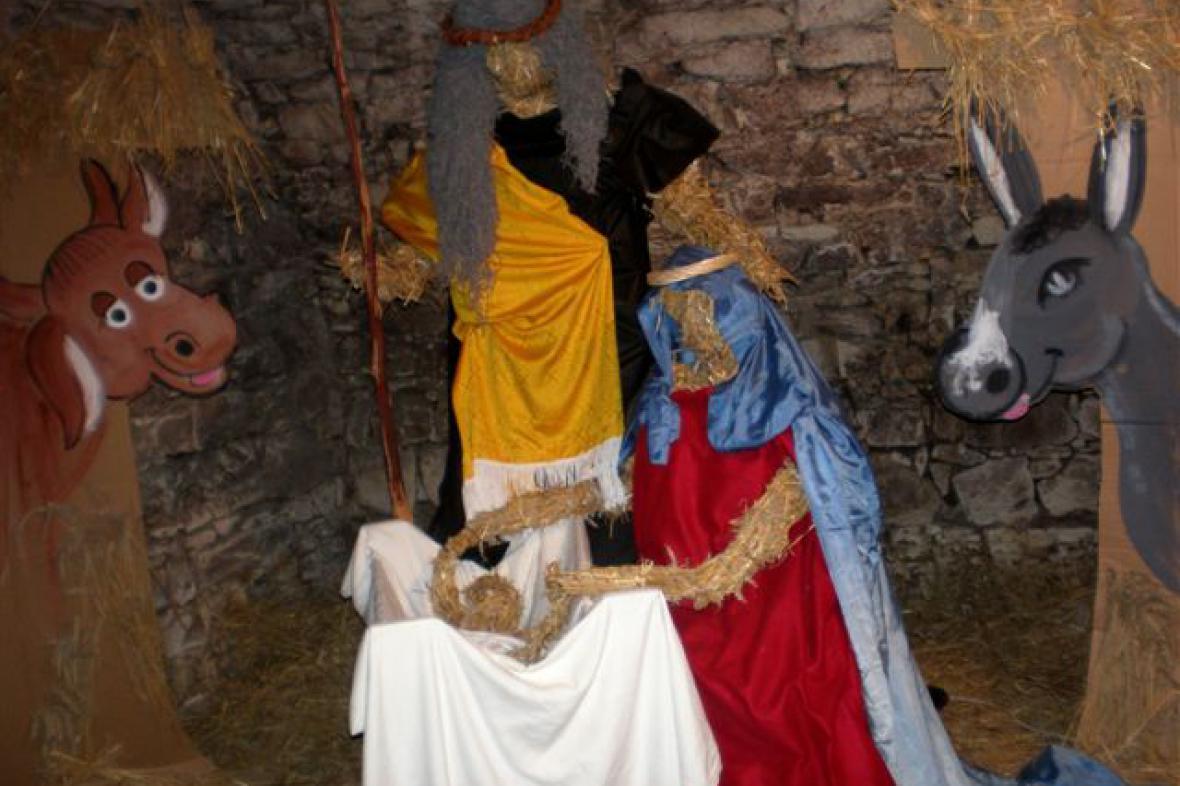 Vánoční výstava v Libochovicích