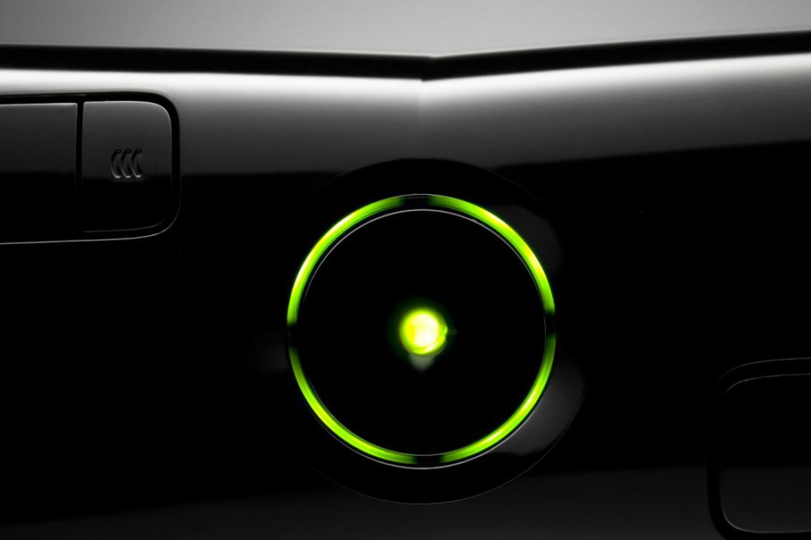 Konzole Xbox 360