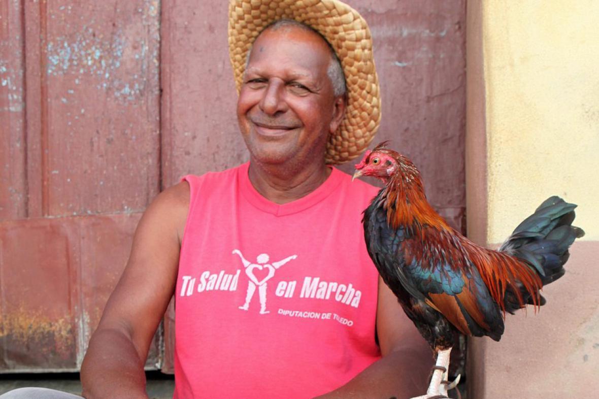Kubánský farmář