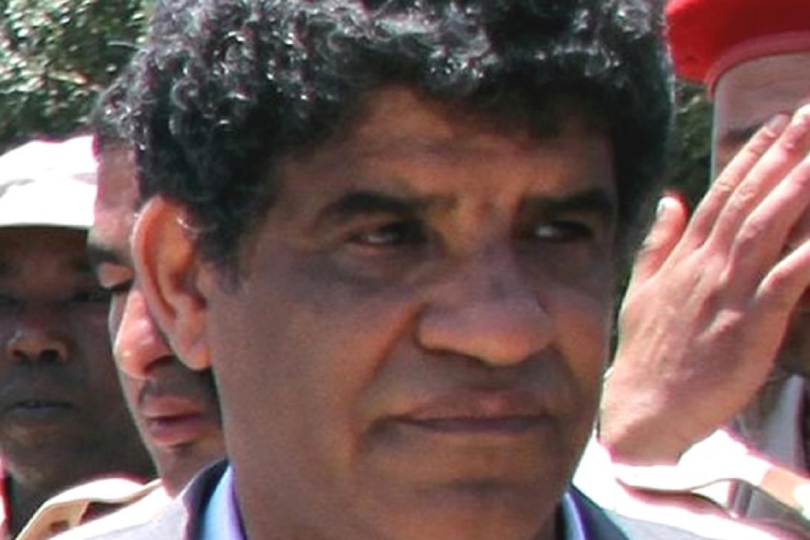 Abdalláh Sanúsí
