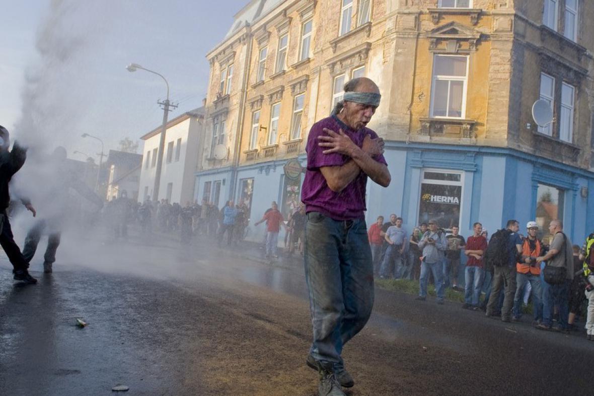 Fotografie roku Czech Press Photo 2011