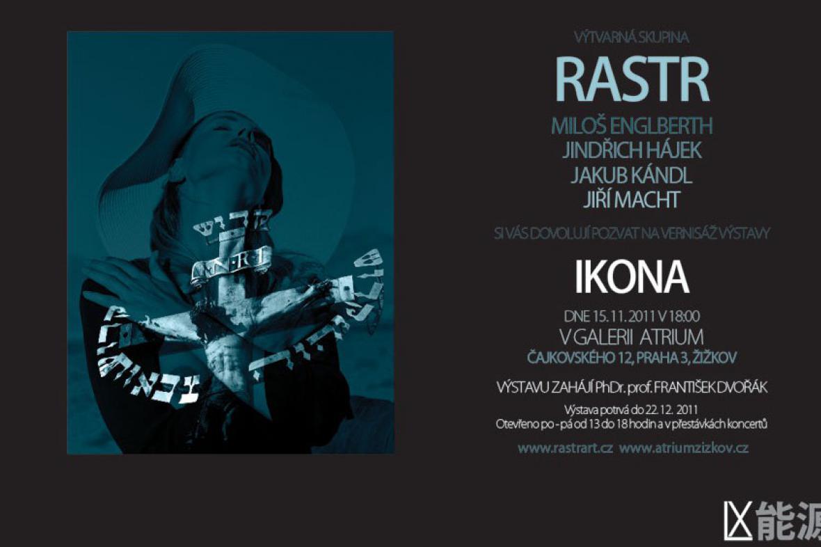 Rastr / Ikona - pozvánka