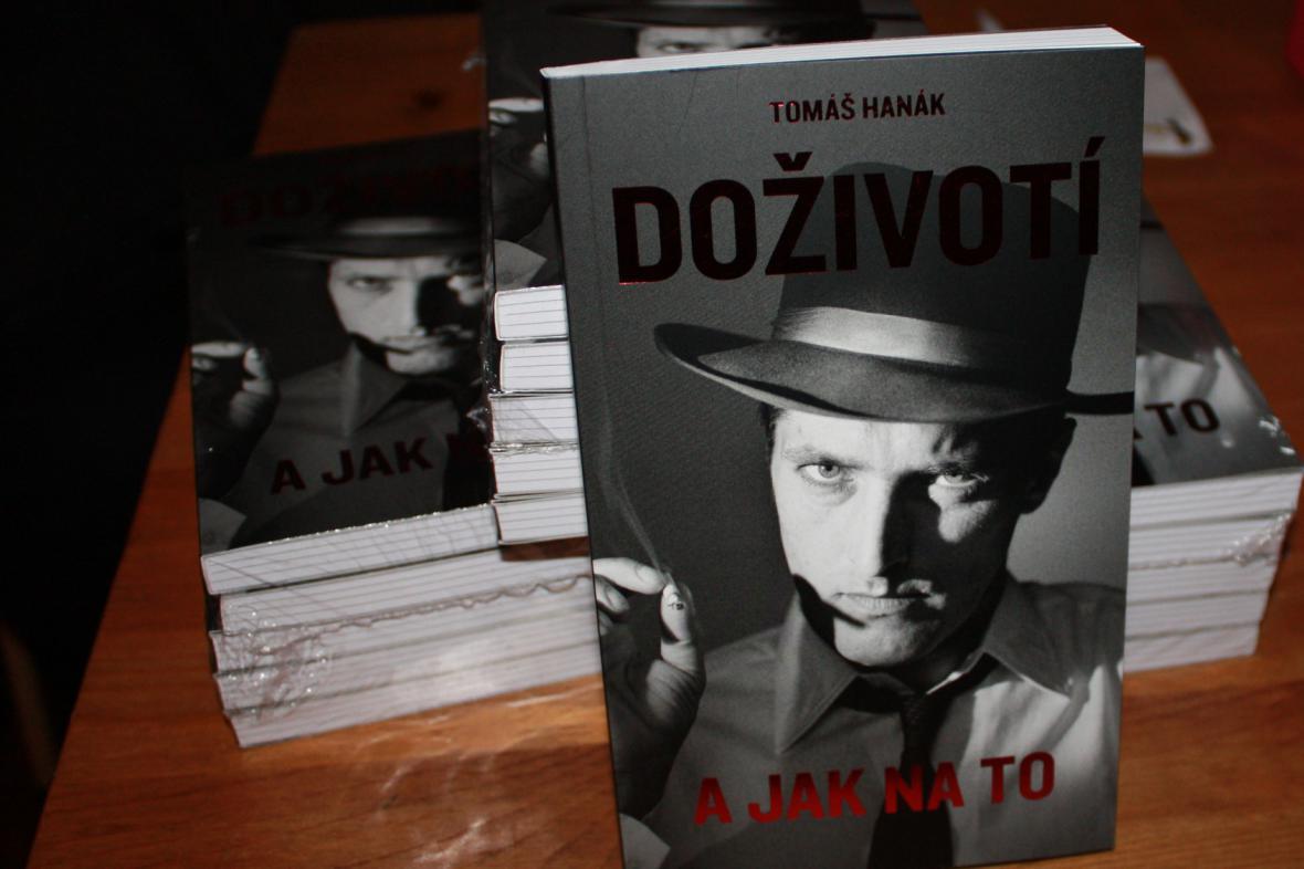 Kniha Tomáše Hanáka
