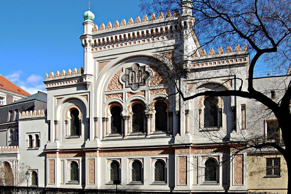 Španělská synagoga v Praze