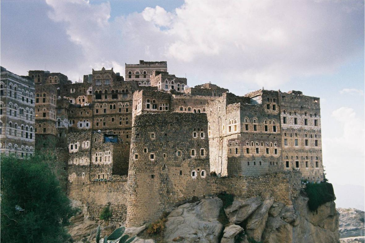Fotografie S. Ryvolové z Jemenu