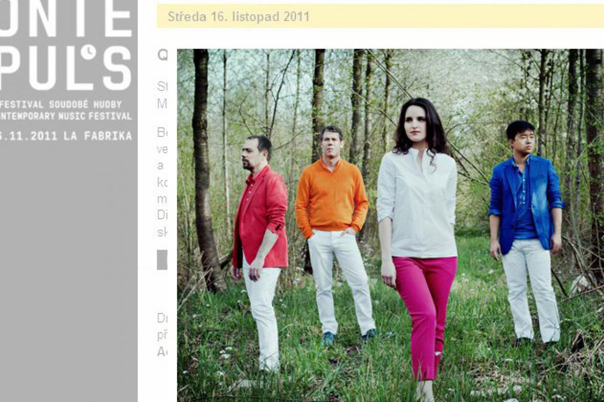 Contempuls / Quatuor Diotima