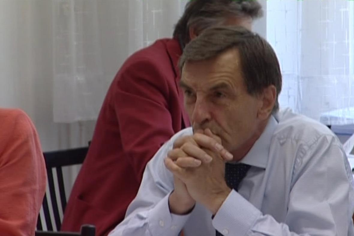 Bývalý starosta Brna-Královo Pole Ivan Kopečný (ODS)