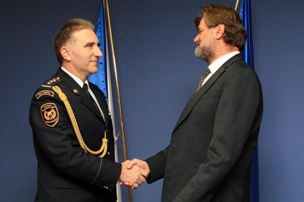 Jan Kubice a Drahoslav Ryba